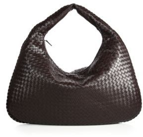 Bottega Veneta Veneta Maxi Hobo Bag