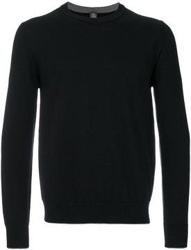 Eleventy crew-neck jumper