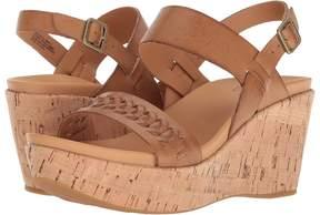 Kork-Ease Austin Braid Women's Wedge Shoes