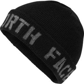 The North Face Felted Logo Beanie