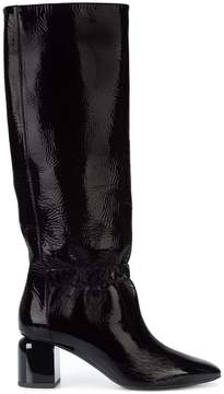 Pierre Hardy pointed knee boots