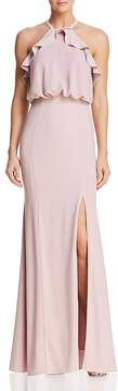 Decode 1.8 Ruffled Blouson Gown - 100% Exclusive
