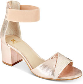 White Mountain Evie Two-Piece Dress Sandals, Created for Macy's Women's Shoes