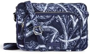 Vera Bradley Iconic RFID Little Hipster Cross-Body Bag
