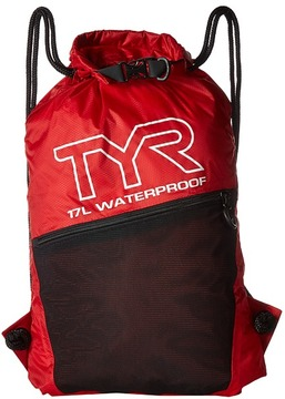 TYR - Alliance Waterproof Sack Pack Drawstring Handbags