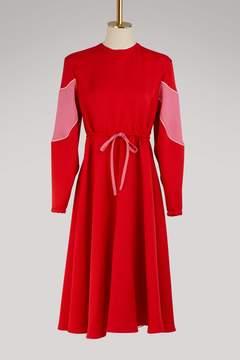 Valentino Bicolour long dress