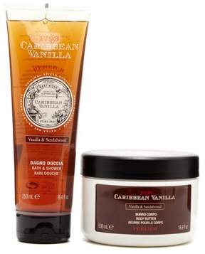 Perlier Vanilla & Sandalwood 2-piece Kit