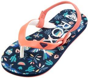 Roxy Girls' Tahiti VI Sandal (Toddler) 8167180