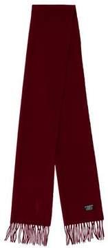 Saint Laurent Wool & Cashmere-Blend Scarf