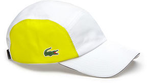 Lacoste Men's Sport Tennis Colorblock Taffeta Cap