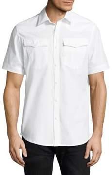 G Star Utility Short-Sleeve Sportshirt