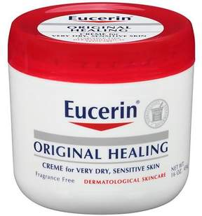 Eucerin Original Healing Soothing Repair Creme Fragrance Free