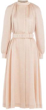 Emilia Wickstead Cloqué Midi Dress