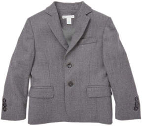 Marie Chantal Boys Formal Suit Jacket - Grey