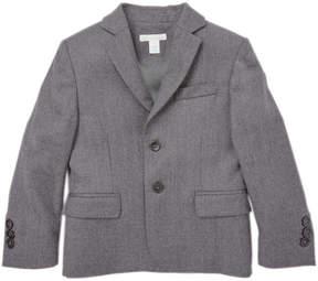 Marie Chantal Boys Formal Suit Jacket - Grey