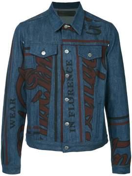 J.W.Anderson Florence denim jacket