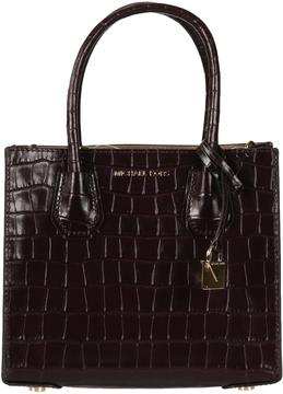 Michael Kors Mercer Shoulder Bag - DAMSON - STYLE