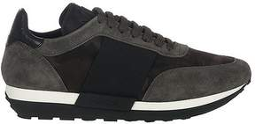 Moncler Suede Horace Sneakers