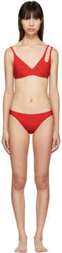 Araks Red Elias Piper Bikini
