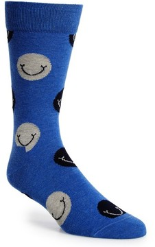 Happy Socks Men's Smile Socks