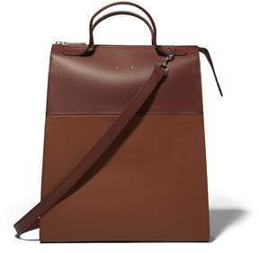 Pb 0110 Tote Bag in Nut-Wine