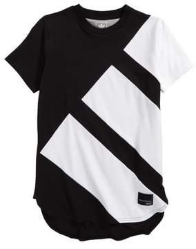 adidas Boy's Eqt Elongated T-Shirt