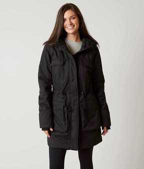 Bench Parka Coat
