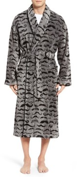 Majestic International Men's Cotton Terry Robe