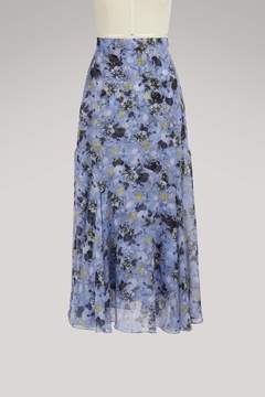 Erdem Shea long skirt