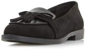 Head Over Heels *Head Over Heels by Dune Black 'Gerrie' Loafers