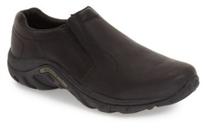 Merrell Men's 'Jungle Moc' Leather Athletic Slip-On