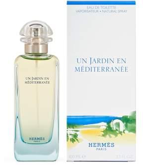 Hermes Un Jardin En Mediterranee Eau de Toilette Spray