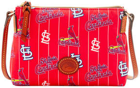 Dooney & Bourke St. Louis Cardinals Nylon Crossbody Pouchette - RED - STYLE