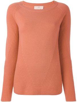 Allude raglan sleeve sweater