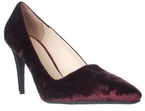 Bar III B35 Joella Classic Pumps, Burgundy.
