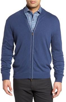 Bugatchi Men's Zip Sweater
