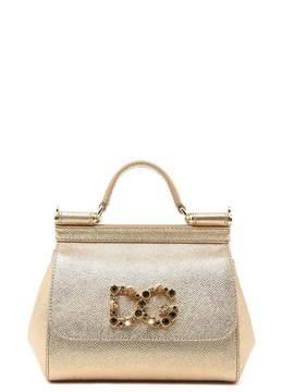 Dolce & Gabbana Handbag - GOLD - STYLE