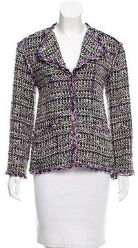 Chanel Bouclé Wool Jacket