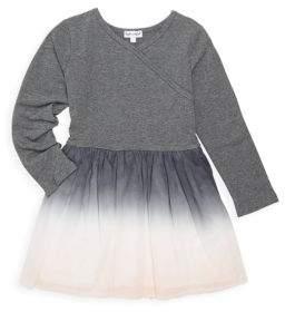 Splendid Toddler's & Little Girl's Dip Dyed Dress