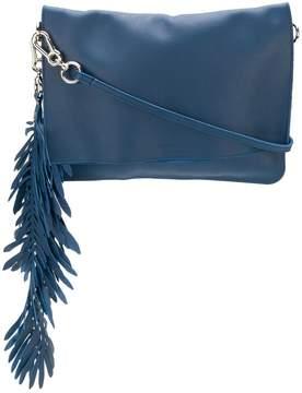 P.A.R.O.S.H. Coral clutch bag