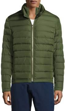 Orlebar Brown Men's Daniel Quilted Puffer Vest