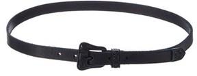 Saint Laurent Leather Belt.
