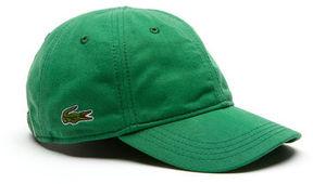 Lacoste Boy's Classic Gab Cap