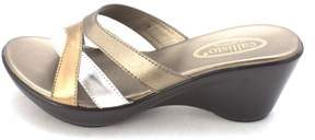Callisto Women's Jet Wedged Sandals.