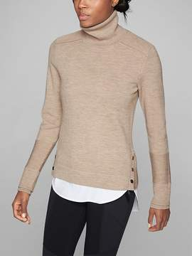 Athleta Merino Wool Turtleneck