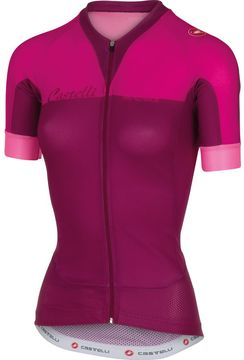 Castelli Aero Race Full-Zip Jersey - Short Sleeve