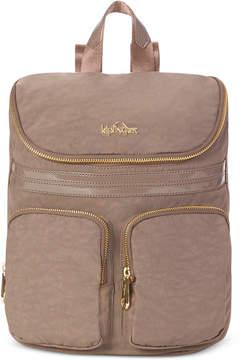 Kipling Carter Backpack - NEW BRAN PATENT COMBO - STYLE