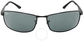 Ray-Ban RB3498 Green Classic Sunglasses