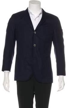 Boglioli Dover Wool Deconstructed Blazer