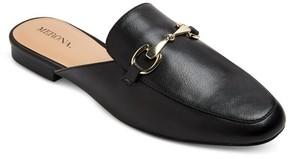 Merona Women's Kona Wide Width Backless Loafer Mules